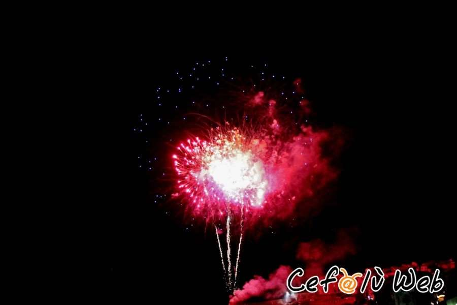 Giochi pirotecnici 6 Agosto 2012 (Foto)