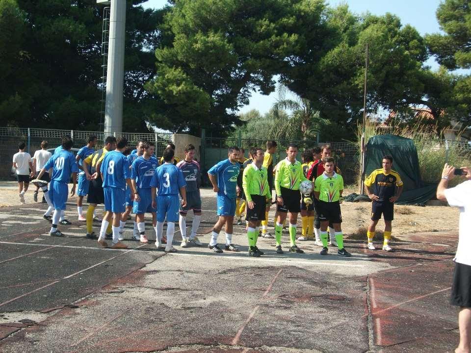 Il Cefalù Calcio si inceppa alla prima: il Sant'Agata si impone per 1 a 0