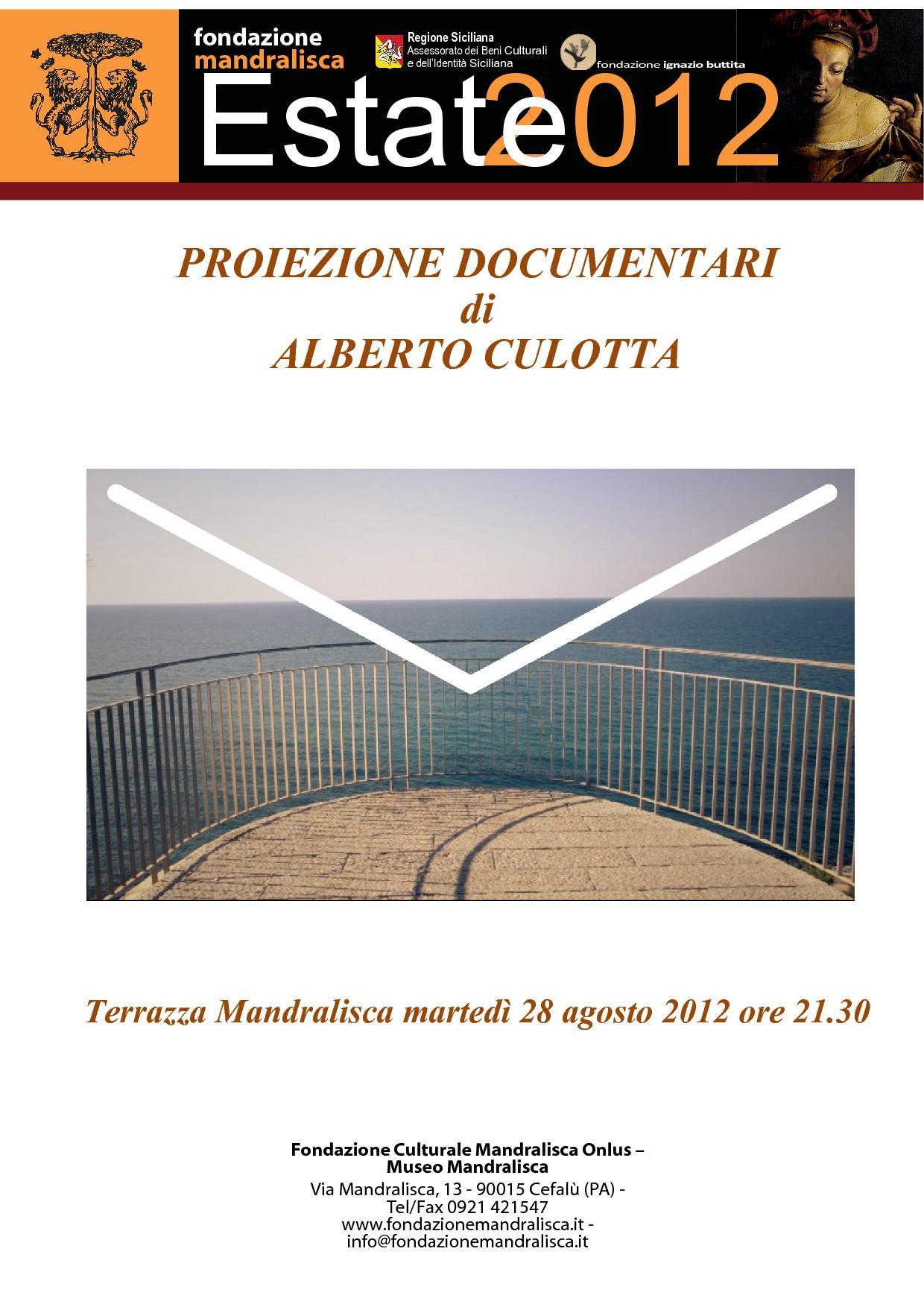 Estate 2012: programma 28 e 29 Agosto