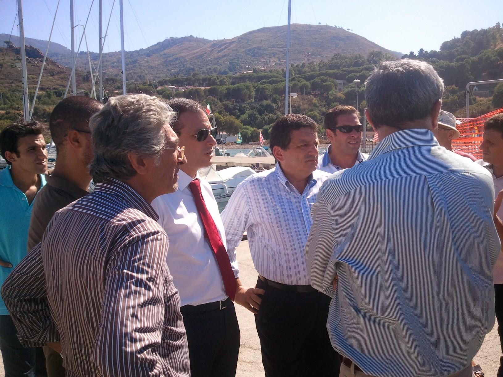 Porto: inizio dei lavori previsto per la fine dell'anno