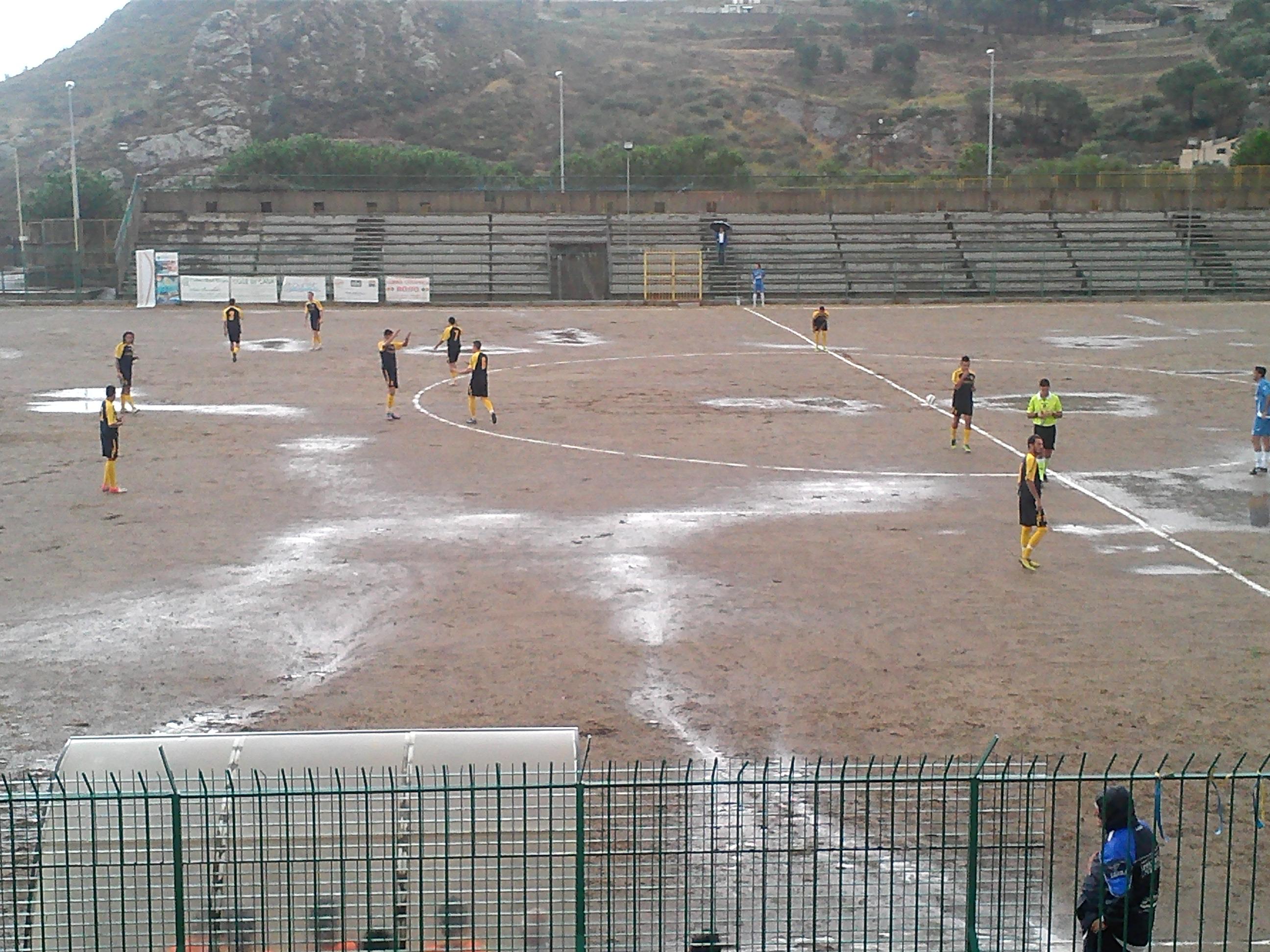 Solo 0-0 con il S.Agata: Cefalù Calcio eliminato