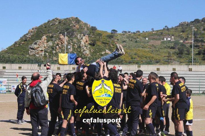 Un Cefalù Calcio corsaro espugna Montemaggiore e vola in testa al campionato