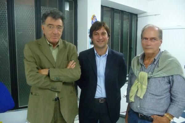Al Forum delle Associazioni Fabrizio Ferrandelli