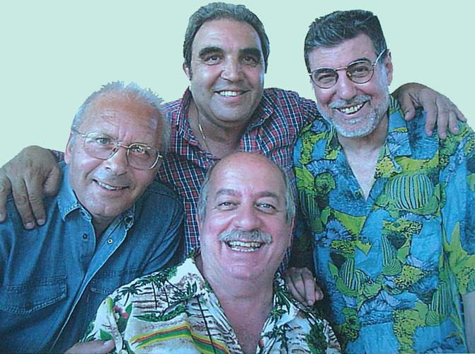 Il gruppo comico che ha fatto la storia di Cefalù: I Cavernicoli a Buona Domenica (1987)
