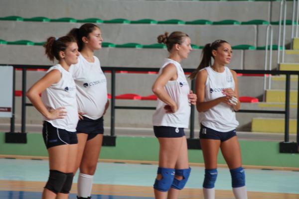 La Costaverde Cefalù Volley ritorna in campo: lunedì amichevole con la Noma S.Stefano