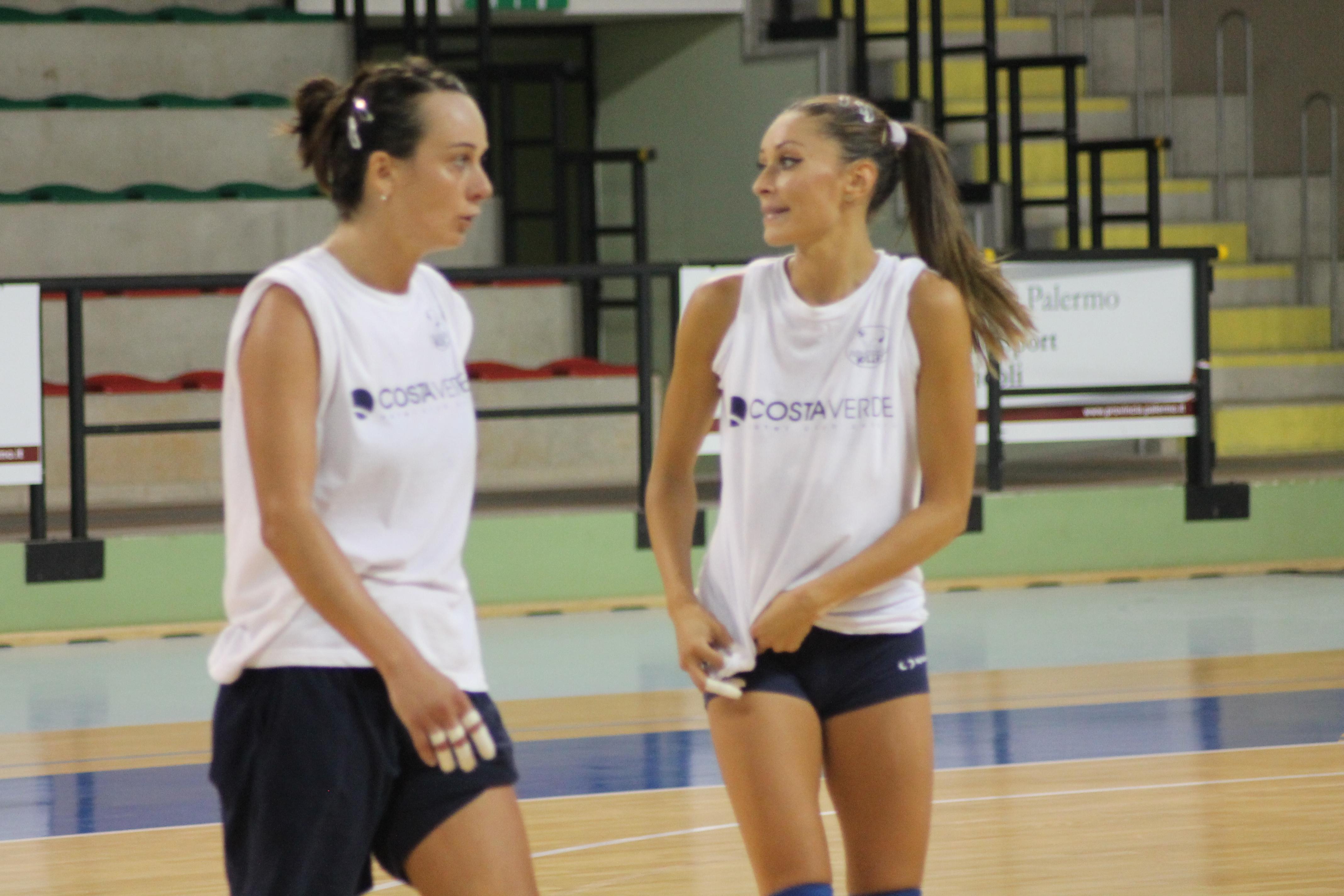 Costaverde Cefalù Volley - Noma S. Stefano: Interviste post gara