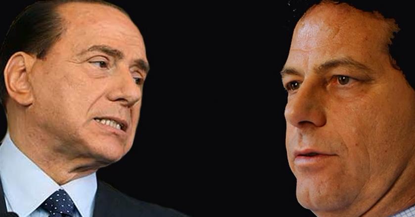 """Il """"conflitto"""" Miccichè – Berlusconi """"cantato"""" da Merighi & Troja"""