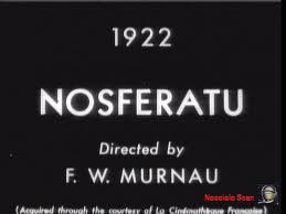 Cefalù Web presenta i capolavori del cinema: Nosferatu, il vampiro (Murnau, 1922)