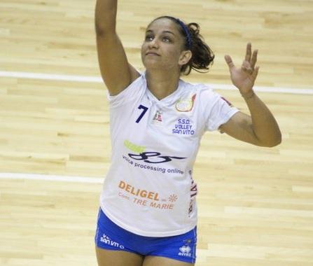 Costaverde Volley: presa la bulgara Angelova