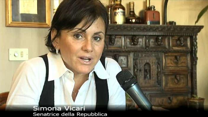 Simona Vicari nuovo Assessore Provinciale in attesa dell'esito delle Regionali