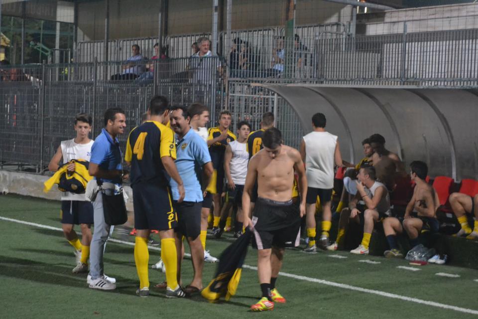 Cefalù Calcio: test positivo contro il Corleone