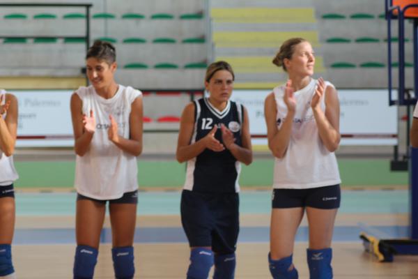 Costaverde Cefalù Volley sconfitta in amichevole dal Gela (B1)