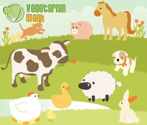 Settimana vegetariana mondiale, il 2 ottobre la tappa di Cefalù