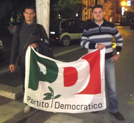 """Comunicato stampa PD sulla """"localizzazione Puglisi"""""""
