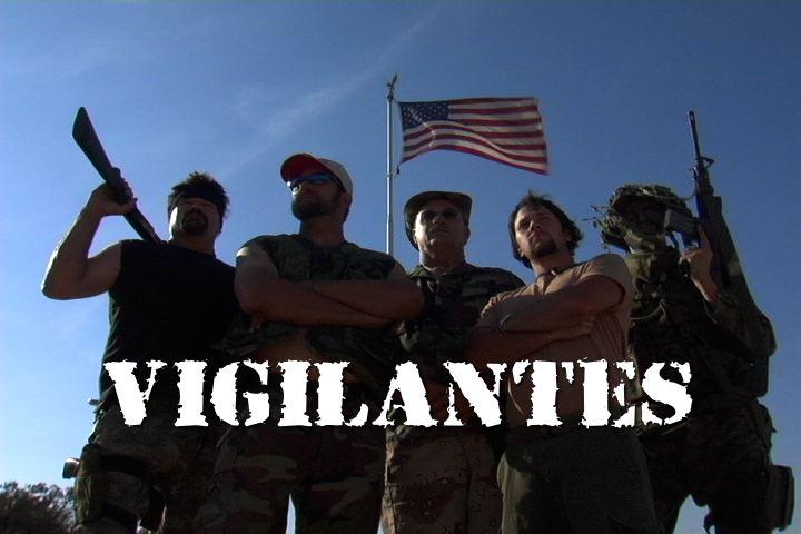 """I """"vigilantes"""" ed il """"gioco della guerra"""""""