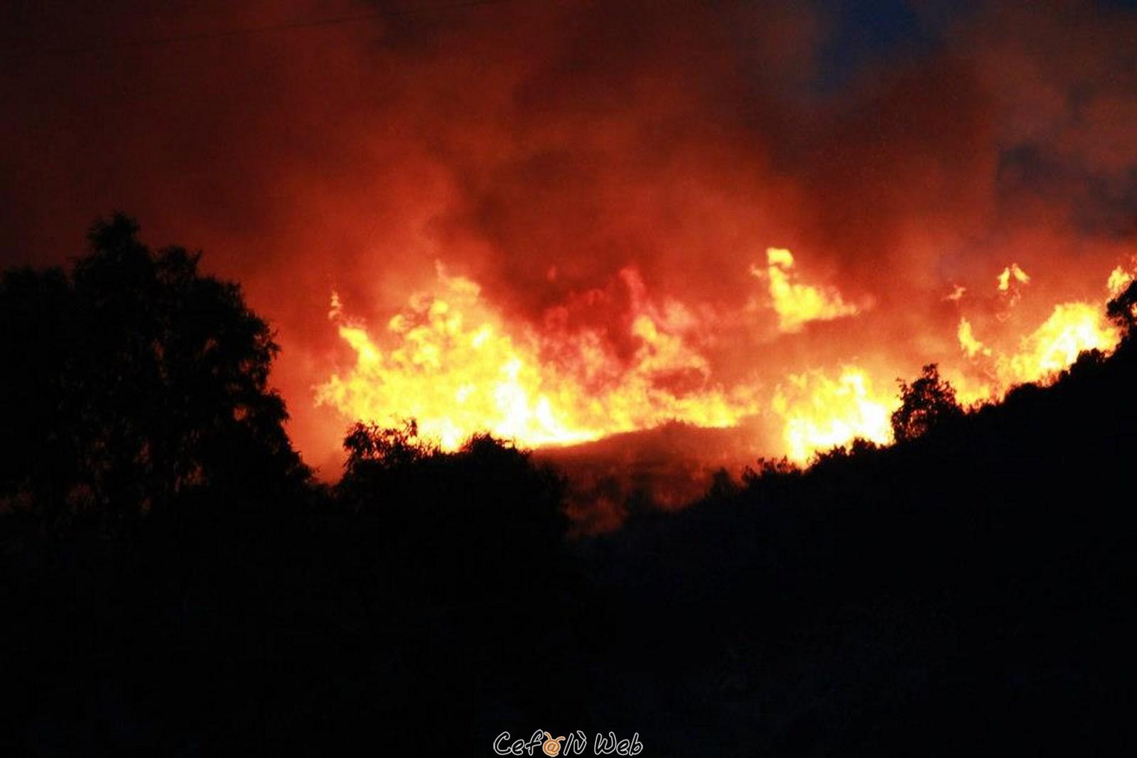 Esito Sondaggio soccorsi incendio: i cefaludesi non sono soddisfatti