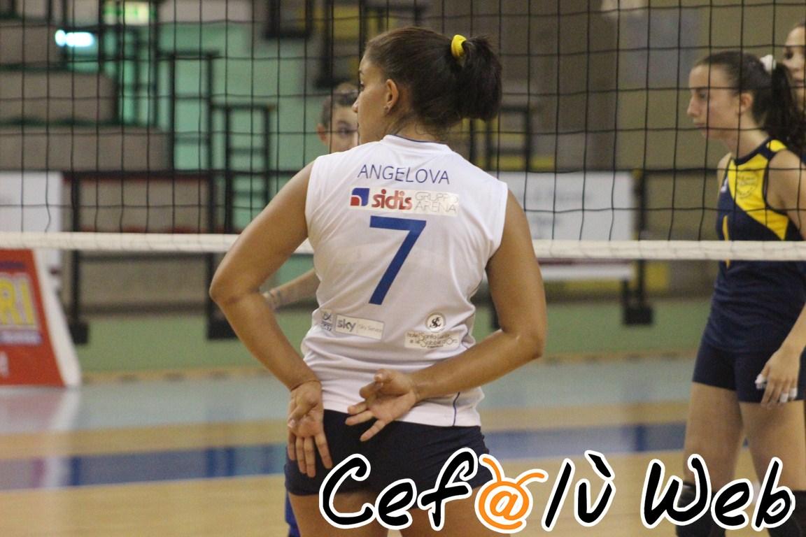 Costaverde Volley: interviste a Savasta (All.) e alla pallaggiatrice Angelova