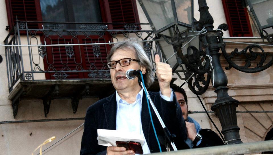 """Sgarbi: """"La sentenza del Tar conferma che la mia candidatura a Cefalù era regolare"""""""
