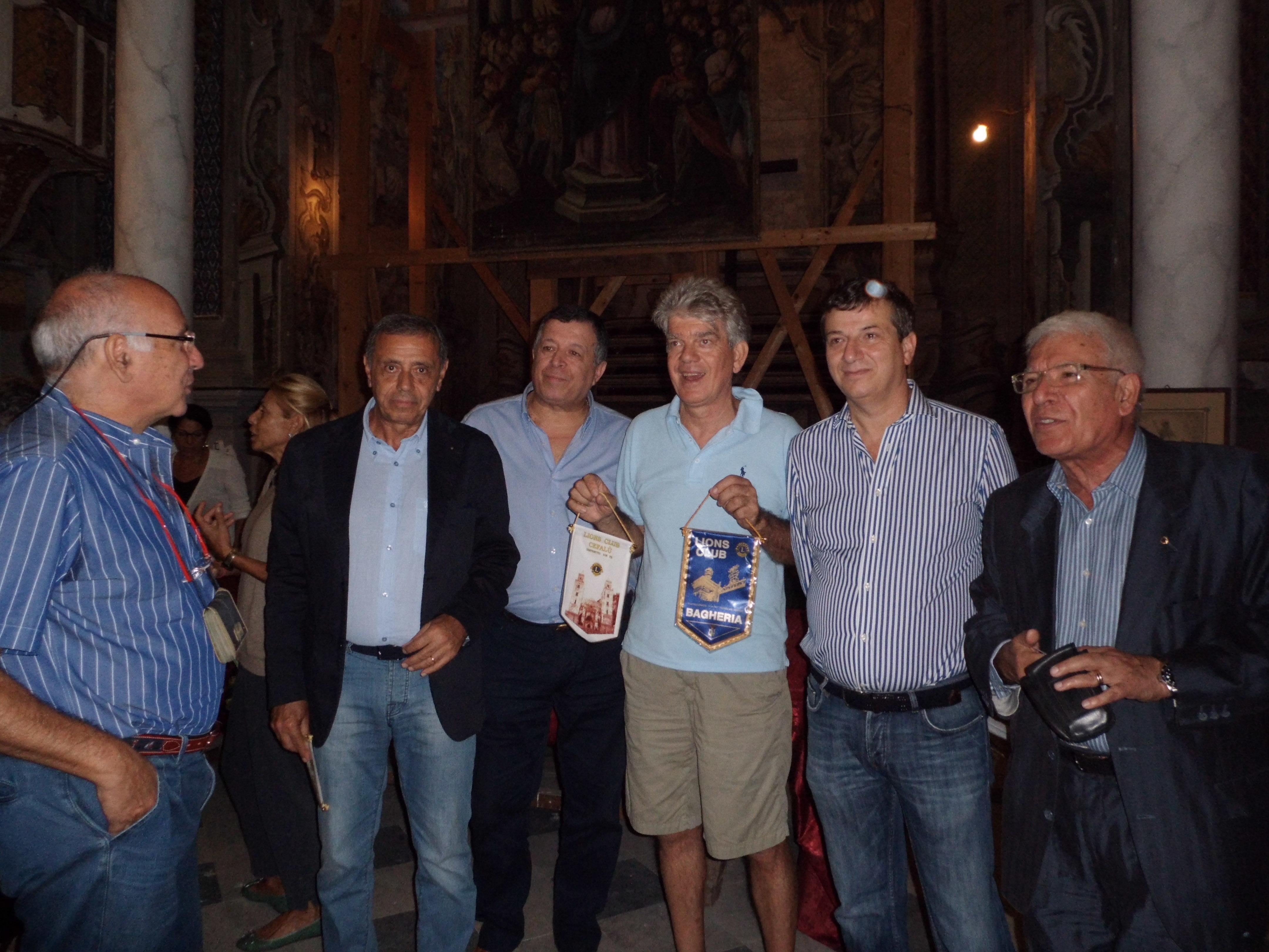 Lions Club: incontro a Termini Imerese