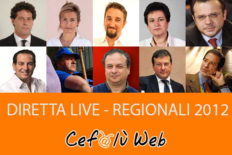 Scrutinio elezioni regionali: diretta live su Cefalù Web