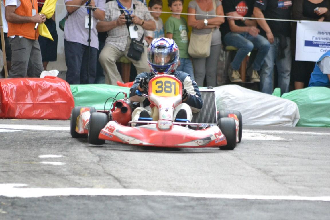 Gara dei Kart: trionfo per i piloti cefaludesi