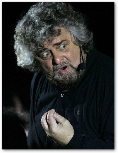 Dal 10 ottobre Grillo in Sicilia per la campagna elettorale