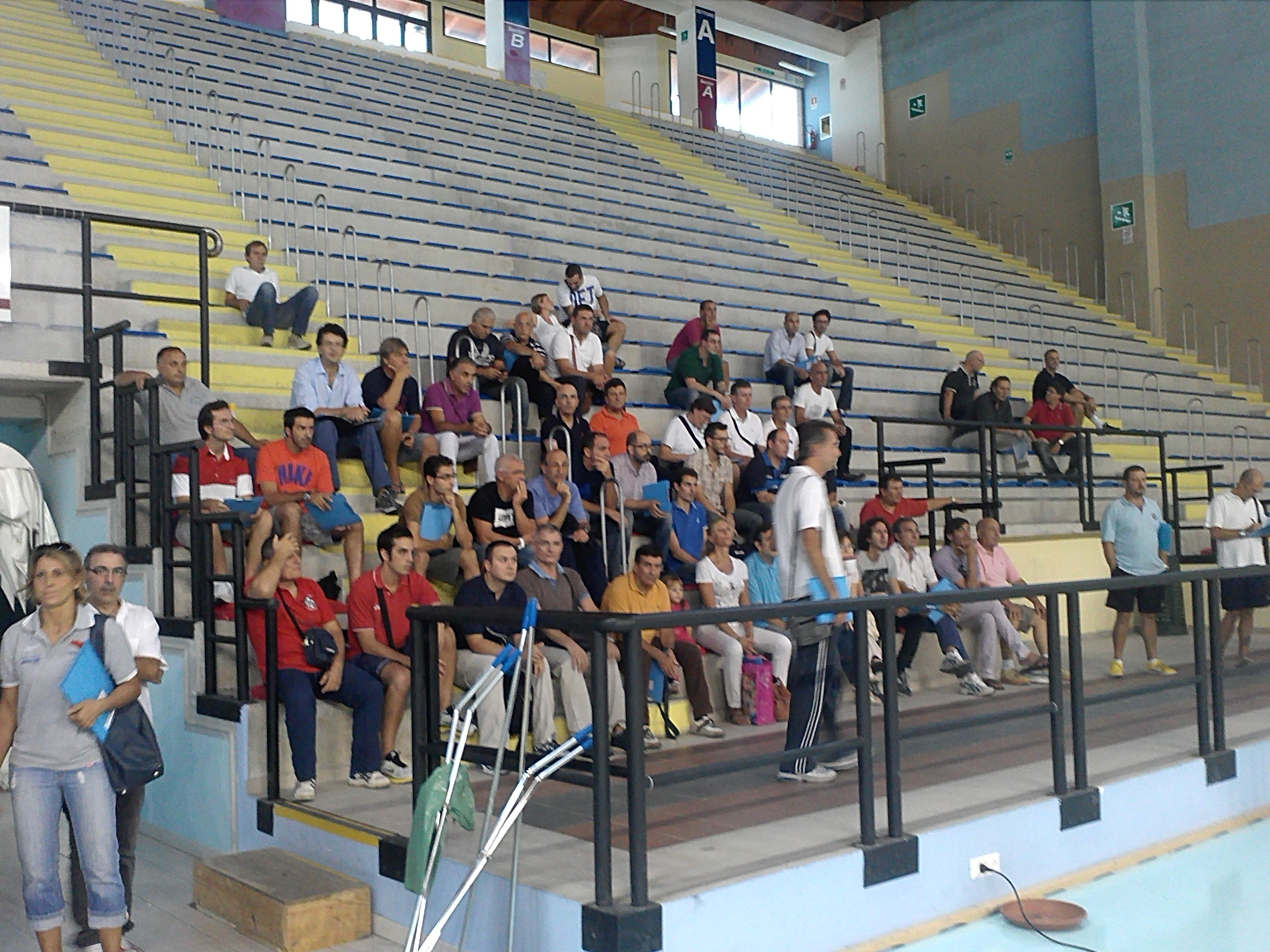 Pala Tricoli – Corso allenatori FIPAV: le video interviste di Cefalù Web