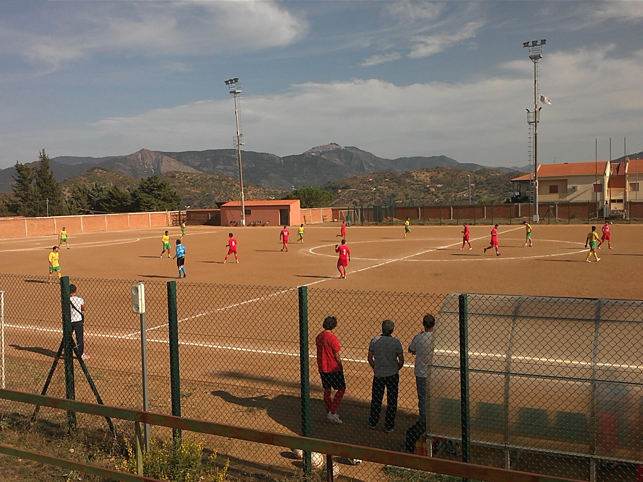 L'A.S.D. Castelbuono si inceppa al via: 1-1 con il Tortorici