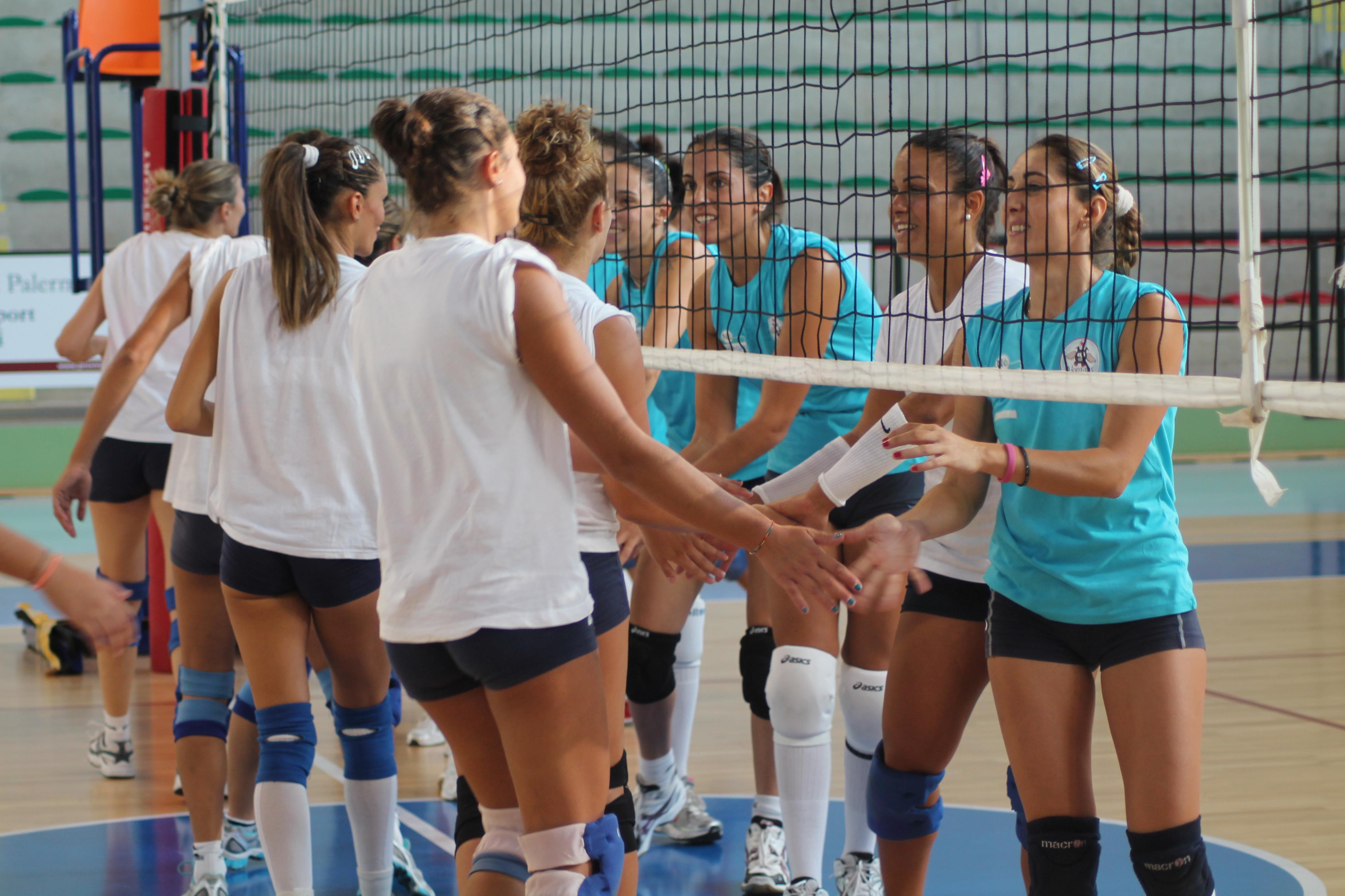 Costaverde Cefalù Volley: giovedì amichevole contro l'Akragas