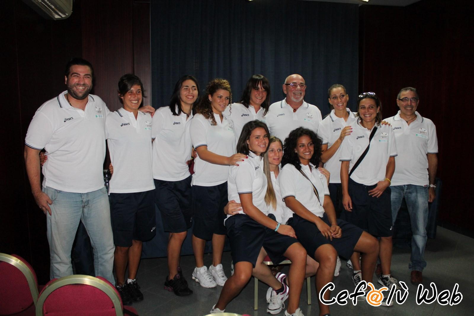 Costaverde Cefalù Volley: la presentazione ufficiale (FOTO)
