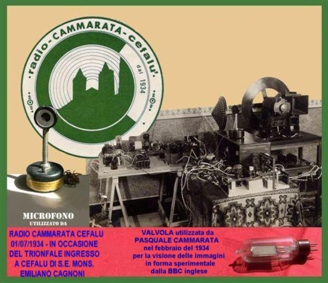 Radio Cammarata: programma 7 Ottobre