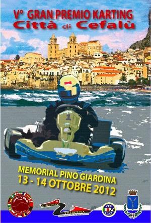 V Gran Premio Karting a Cefalù