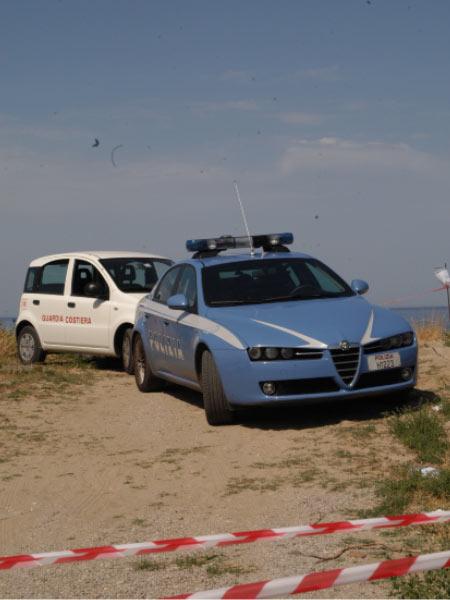 Campofelice: una discarica sotto la spiaggia