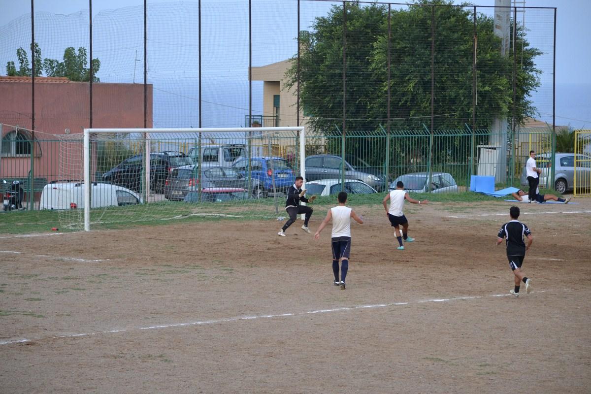 Pareggio in amichevole tra Cefalù Calcio e Campofelice