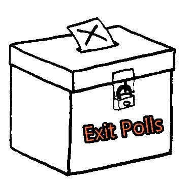 Ecco i primi Exit Polls