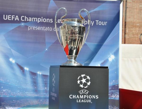 La Champions League arriva a Palermo