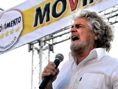 Cefalù: Beppe Grillo terrà un comizio il 22 ottobre