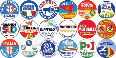 Regionali: tutti i voti della Circoscrizione di Palermo