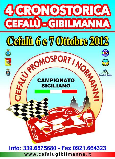 Cefalù-Gibilmanna: oggi i preparativi, domani la corsa