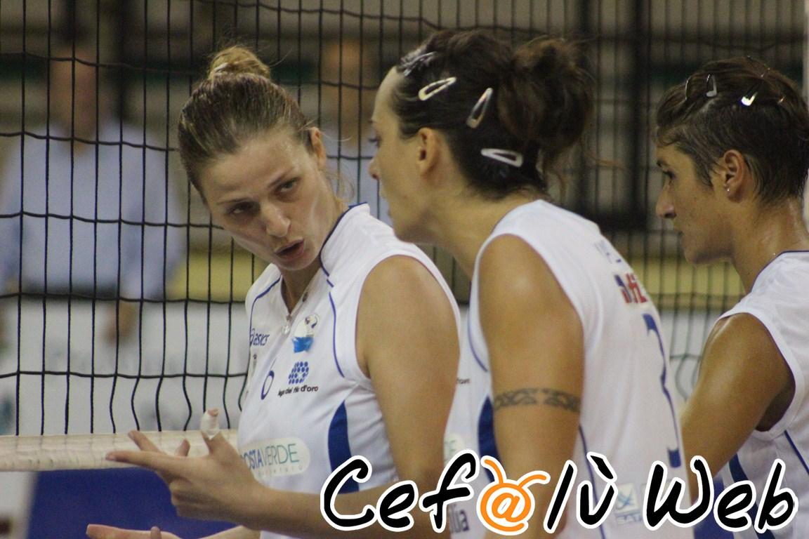La Costaverde Cefalù Volley affronta la difficile trasferta di Cutro