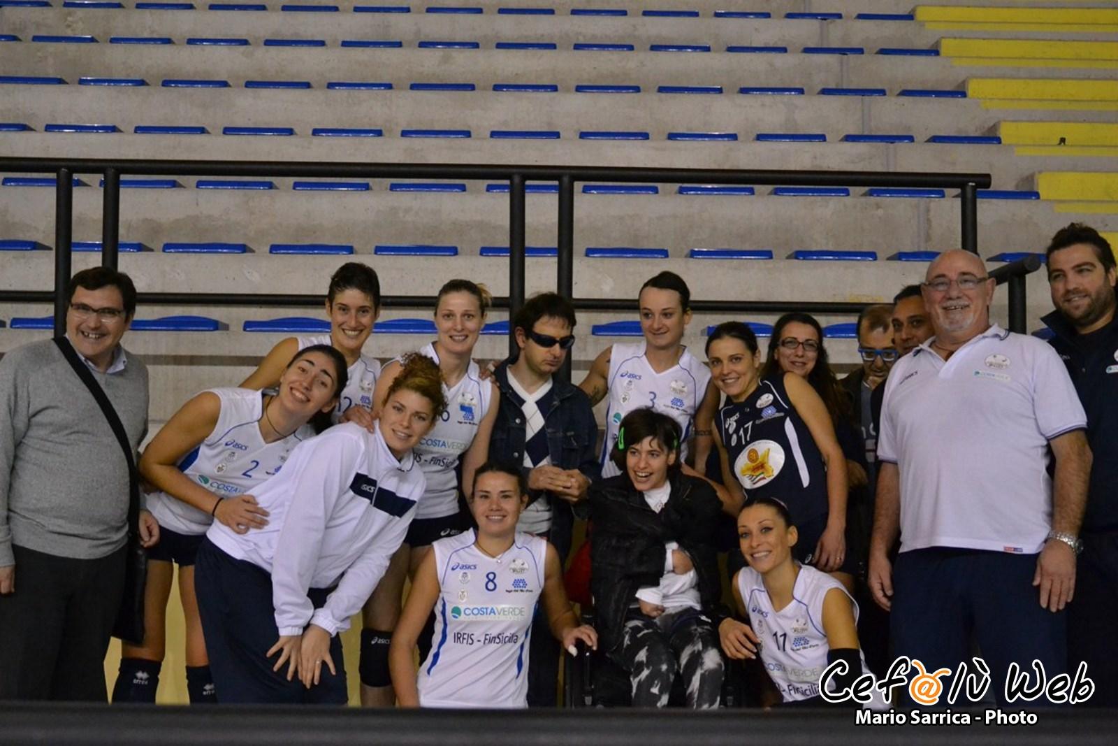 Costaverde Cefalù Volley VS Barcellona PG 95 ME [Foto]
