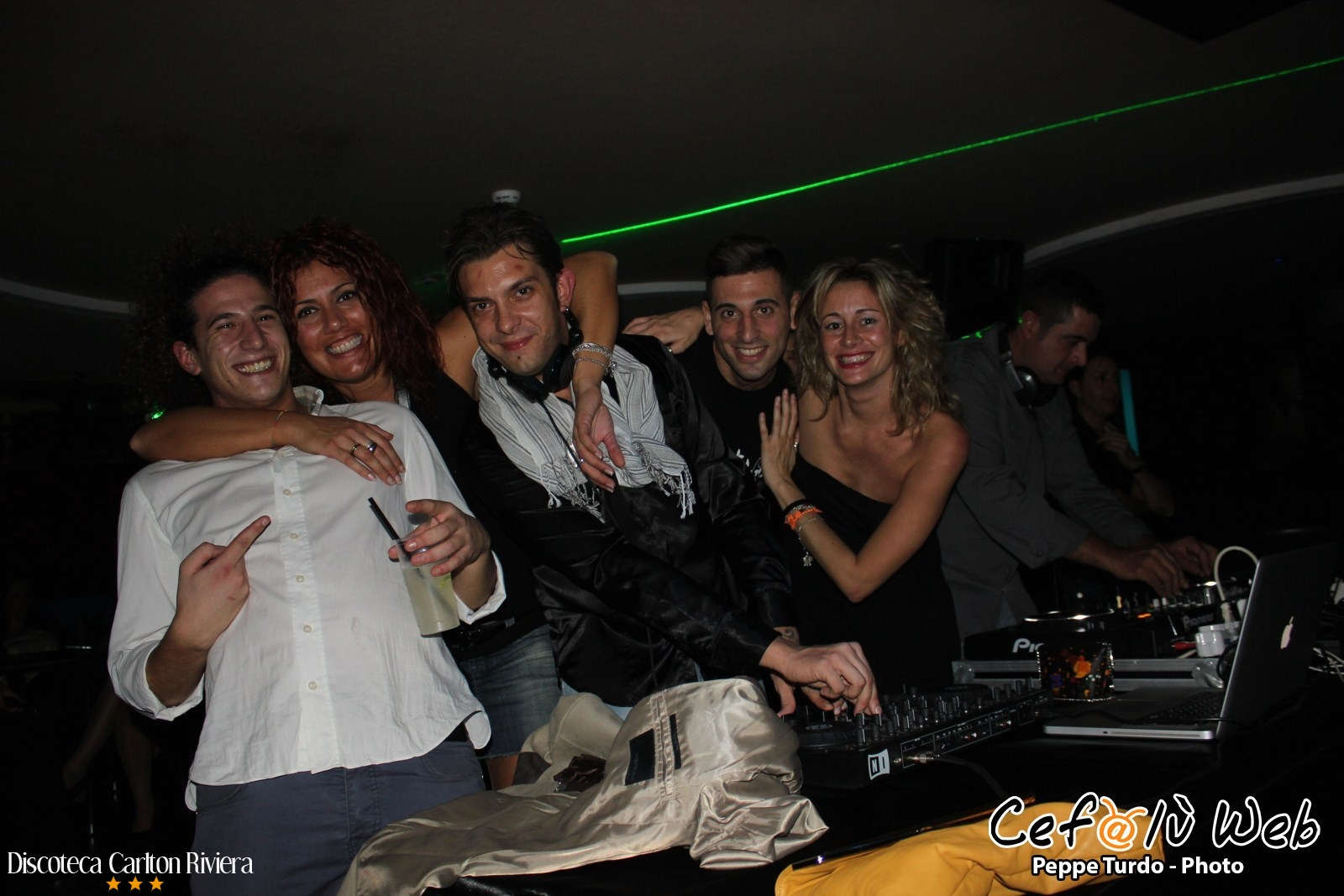 Discoteca Carlton Riviera: 03 Ottobre 2012 [Foto]