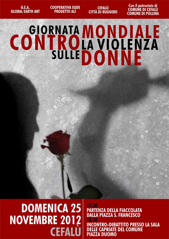 Programma cefaludese per il 25 novembre, giornata contro la violenza sulle donne