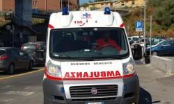 aggredisce il figlio tagli al 118 muore in un incidente stradale