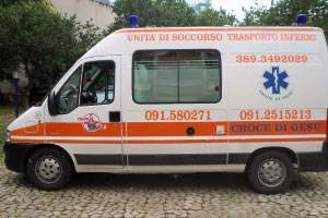 Cefalù: sequestrata ambulanza privata