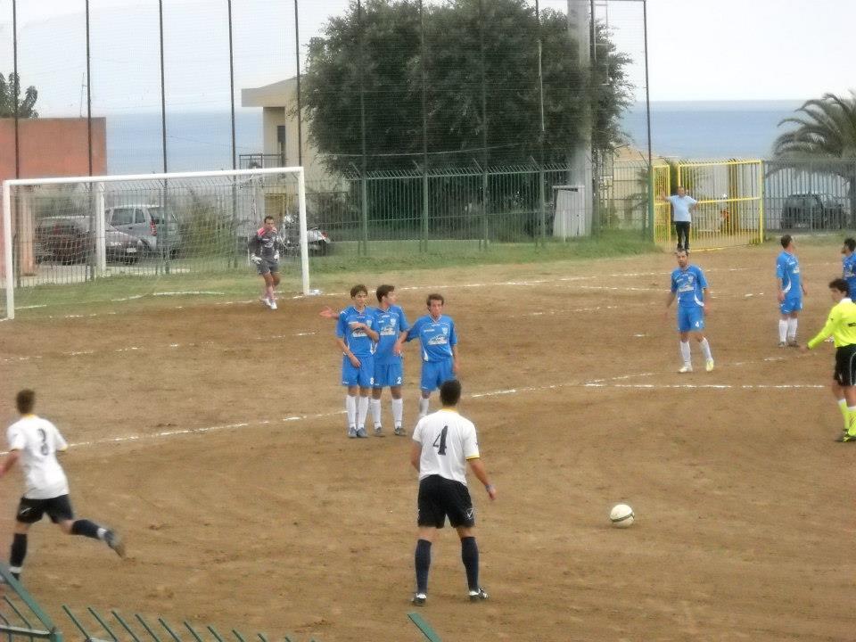 Cefalù Calcio – S.Agata 1-1 (VIDEO)