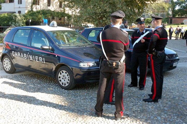 Controlli dei Carabinieri a Cefalù: un arresto e due denunce