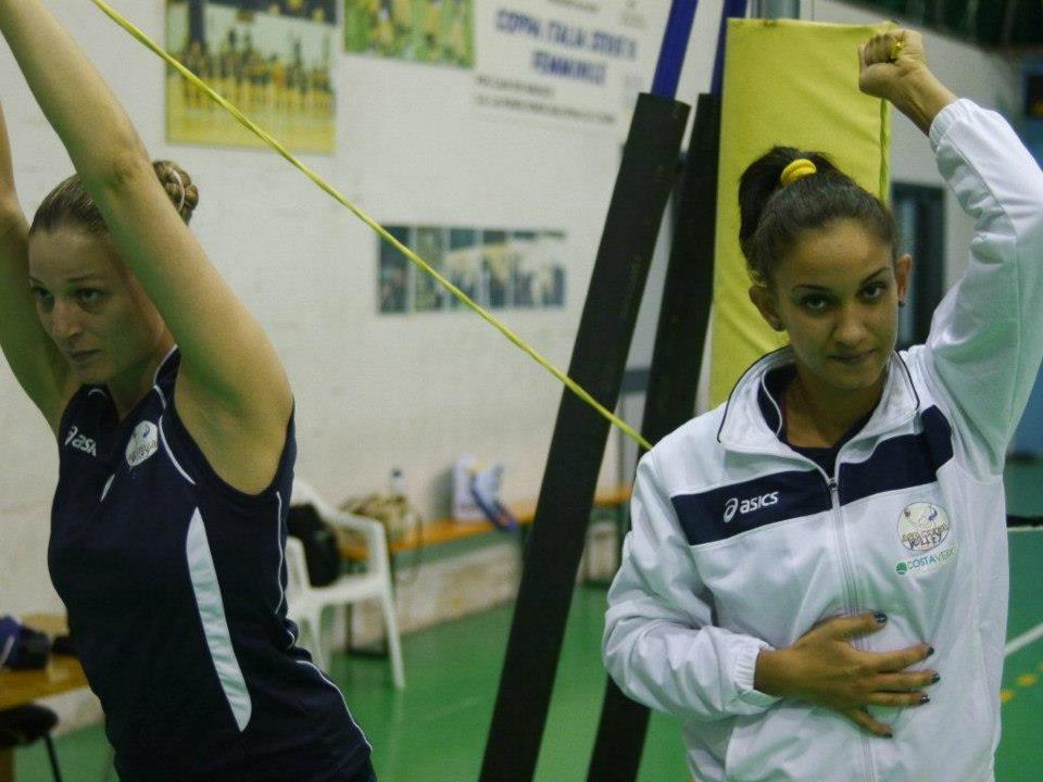 Brutta sconfitta per la Costaverde Volley Cefalù