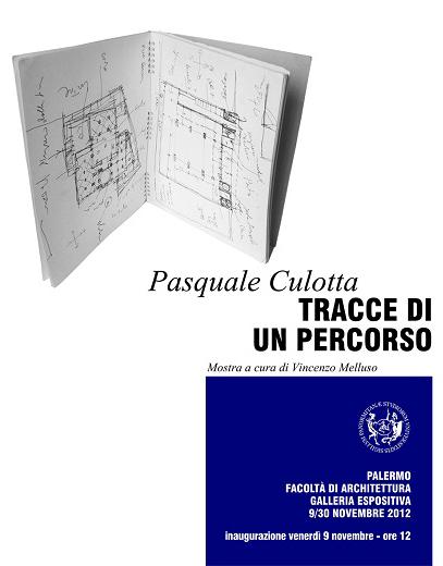 Pasquale Culotta: galleria espositiva a Palermo