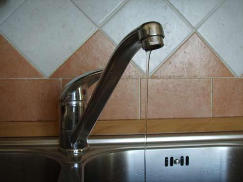 Disservizi erogazione idrica